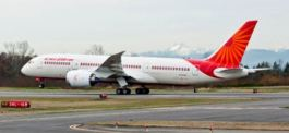 An Air India Dreamliner. Boeing photo.