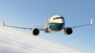 The Boeing 737 MAX. Boeing photo.