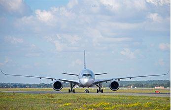 The Airbus A350XWB